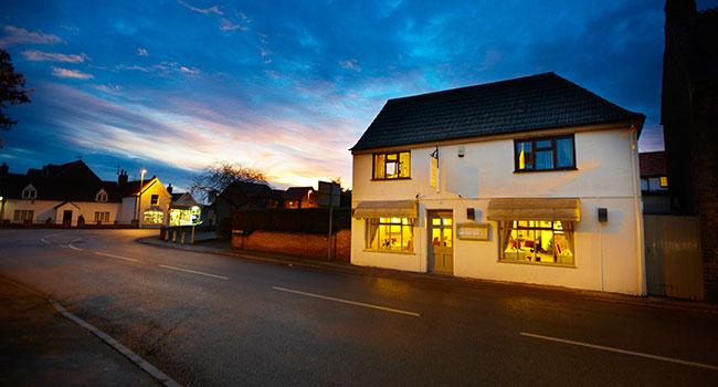 Pauls Restaurant, Bottesford, Nottinghamshire